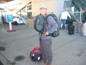 Modeling the Eagle Creek Travel Pack