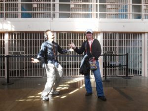 Self guided tour of Alcatraz, summer 2013